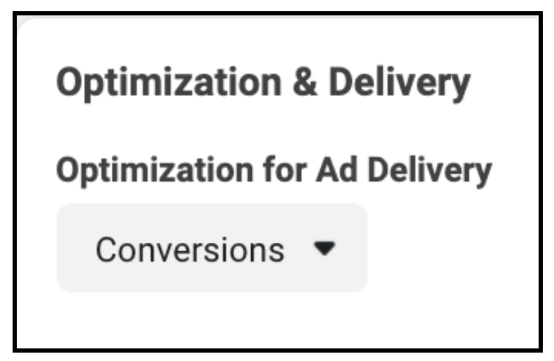 optimization tool in Facebook ads